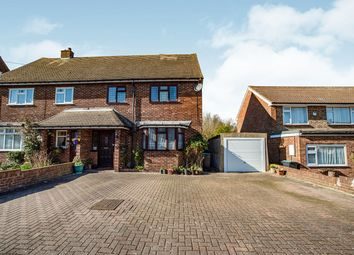 Thumbnail 3 bed semi-detached house for sale in Evenden Road, Meopham, Kent