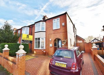 Thumbnail 3 bed semi-detached house for sale in Orient Road, Salford