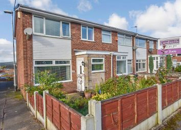 Thumbnail 3 bed end terrace house for sale in Greenheys, Bolton