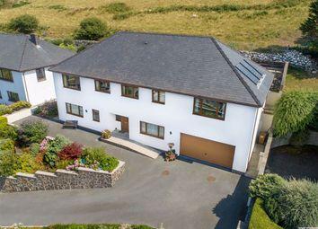 Thumbnail 4 bedroom detached house for sale in Plas Y Machlud, Gwastadgoed, Llwyngwril, Gwynedd
