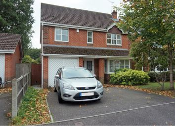 Thumbnail 4 bed detached house for sale in Lodsworth, Farnborough