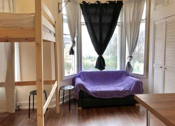 Thumbnail 1 bed flat to rent in Leander Road, London