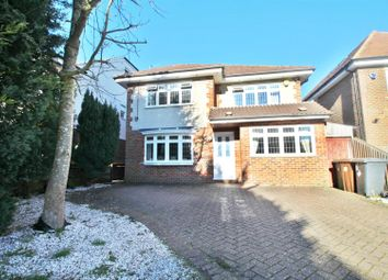 Thumbnail 4 bedroom detached house for sale in Red Road, Borehamwood