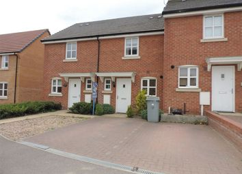 Thumbnail 2 bed terraced house to rent in Banks Crescent, Stamford, Lincolnshire