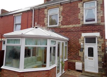 Thumbnail 3 bed terraced house for sale in Garden Houses, Willington, Crook