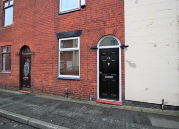 Thumbnail 2 bed terraced house to rent in Oak Street, Tyldesley, Manchester