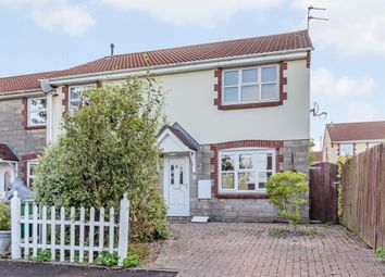 Thumbnail 1 bed semi-detached house for sale in Carn Celyn, Pontypridd, Rhondda Cynon Taf