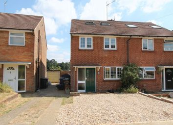 Thumbnail 4 bed semi-detached house to rent in Coopers Rise, Godalming