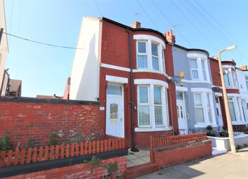 Thumbnail 2 bed end terrace house for sale in Park Road, Wallasey