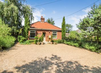Thumbnail 3 bed detached bungalow for sale in North Walsham Road, Pollard Street, (Near Bacton)