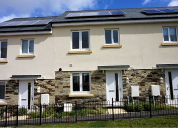 Thumbnail 3 bed terraced house for sale in Cavendish Crescent, Newquay