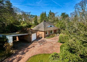 Thumbnail 4 bed detached bungalow for sale in Frensham Road, Lower Bourne, Farnham, Surrey