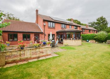 Thumbnail 4 bed detached house for sale in Abbey Mews, Crowland, Peterborough