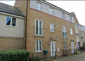 Thumbnail 4 bed town house for sale in Harn Road, Hampton Centre, Peterborough