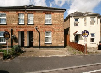 Thumbnail 2 bed semi-detached house for sale in Waterloo Road, Winton, Bournemouth