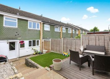 Thumbnail 3 bedroom terraced house for sale in Parkfield, Letchworth Garden City, Hertfordshire, England