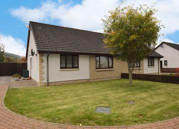 Thumbnail 3 bed semi-detached bungalow for sale in 57 Coiltie Crescent, Kilmore, Drumnadrochit