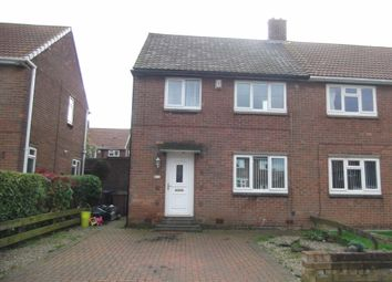Thumbnail 2 bed semi-detached house to rent in Mindrum Way, Seaton Delaval, Whitley Bay