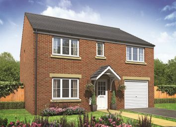 "Thumbnail 5 bed detached house for sale in ""The Taunton"" at Stane Street, Billingshurst"