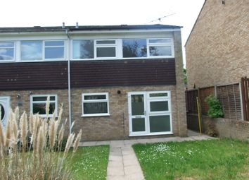 Thumbnail 3 bed semi-detached house to rent in Bedford Road, Letchworth Garden City