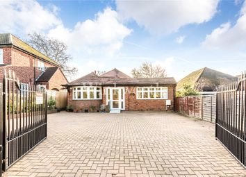 Thumbnail 4 bed detached bungalow for sale in Waterfall Road, London