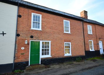 Thumbnail 3 bedroom cottage for sale in East Church Street, Kenninghall, Norwich