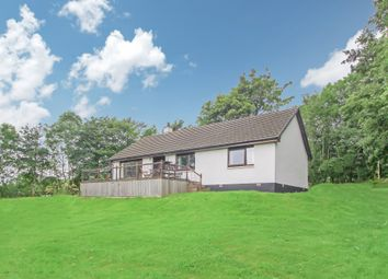Thumbnail 3 bed detached bungalow for sale in Upper Scotstown, Strontian, Acharacle, Argyllshire