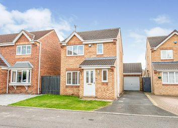 Thumbnail 3 bedroom detached house to rent in Fitzgerald Close, Castleford, West Yorkshire