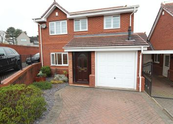 Thumbnail 4 bed detached house to rent in Glassford Drive, Claregate, Wolverhampton