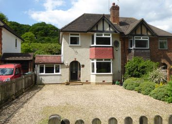 Thumbnail 3 bed semi-detached house for sale in Chipstead Lane, Tadworth