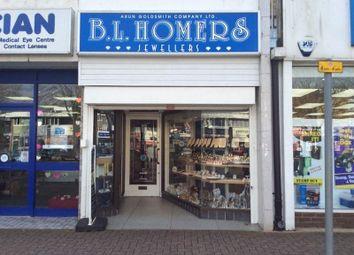 Thumbnail Retail premises to let in 107 The Street, Littlehampton