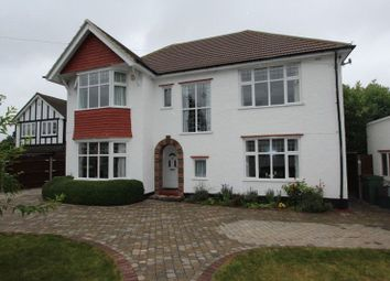 Thumbnail 4 bed detached house for sale in Upland Road, Sutton