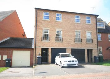 Thumbnail 4 bed town house to rent in Crofters Court, Balby, Doncaster