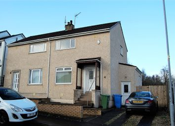 Thumbnail 2 bedroom semi-detached house for sale in Faskin Road, Glasgow
