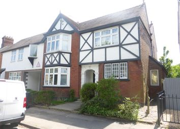 Thumbnail 1 bed flat to rent in Oundle Road, Woodston, Peterborough