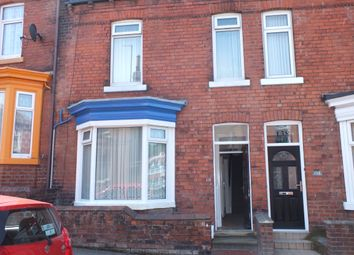 Thumbnail 2 bed terraced house to rent in 136 Moorland Road, Scarborough