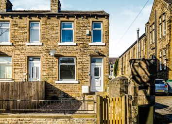 Thumbnail 3 bedroom end terrace house for sale in St James Road, Marsh, Huddersfield