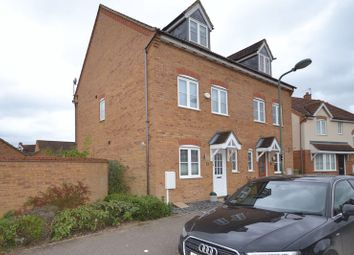 Thumbnail 3 bed semi-detached house for sale in Garwood Crescent, Grange Farm, Milton Keynes