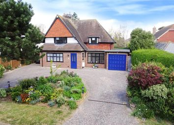 Thumbnail 4 bed detached house for sale in Bushby Avenue, Rustington, Littlehampton