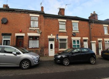 Thumbnail 2 bed terraced house for sale in Victoria Street, Chesterton, Newcastle-Under-Lyme