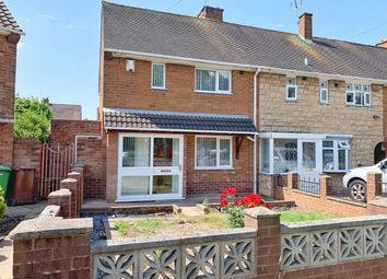 2 bed end terrace house for sale in Stephenson Avenue, Walsall WS2