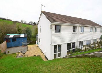 Thumbnail 3 bedroom end terrace house for sale in Packsaddle Close, Penryn