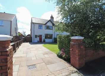 Thumbnail 5 bed semi-detached house for sale in Bankfield Lane, Churchtown, Southport