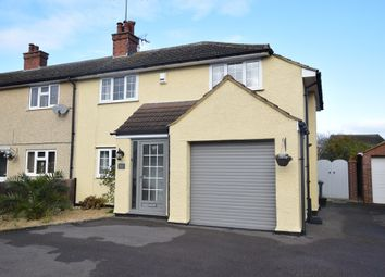 Thumbnail 5 bed end terrace house for sale in Cambridge Road, Langford, Biggleswade, Bedfordshire