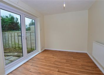 Thumbnail 2 bed terraced house to rent in Blagdon Park, Bath, Somerset