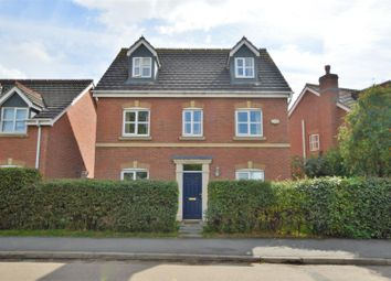 Thumbnail 4 bed detached house for sale in Lantern Lane, East Leake, Loughborough