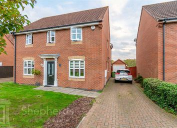 Thumbnail 4 bed detached house for sale in Chestnut Grove, Hoddesdon, Hertfordshire