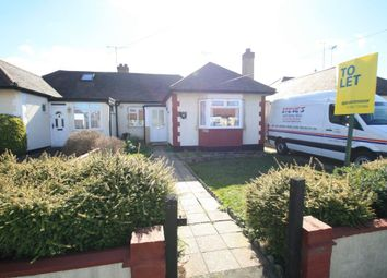 Thumbnail 3 bedroom bungalow to rent in Fairlawn Gardens, Southend-On-Sea