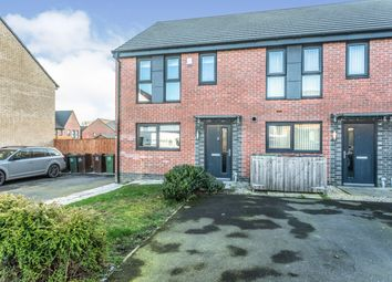 Thumbnail 3 bed terraced house for sale in Prince Drive, Fitzwilliam, Pontefract