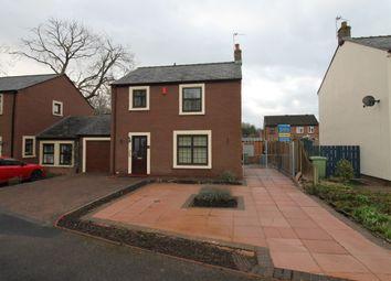 3 bed link-detached house for sale in Bramerton Orchard, Wood Street, Carlisle CA1